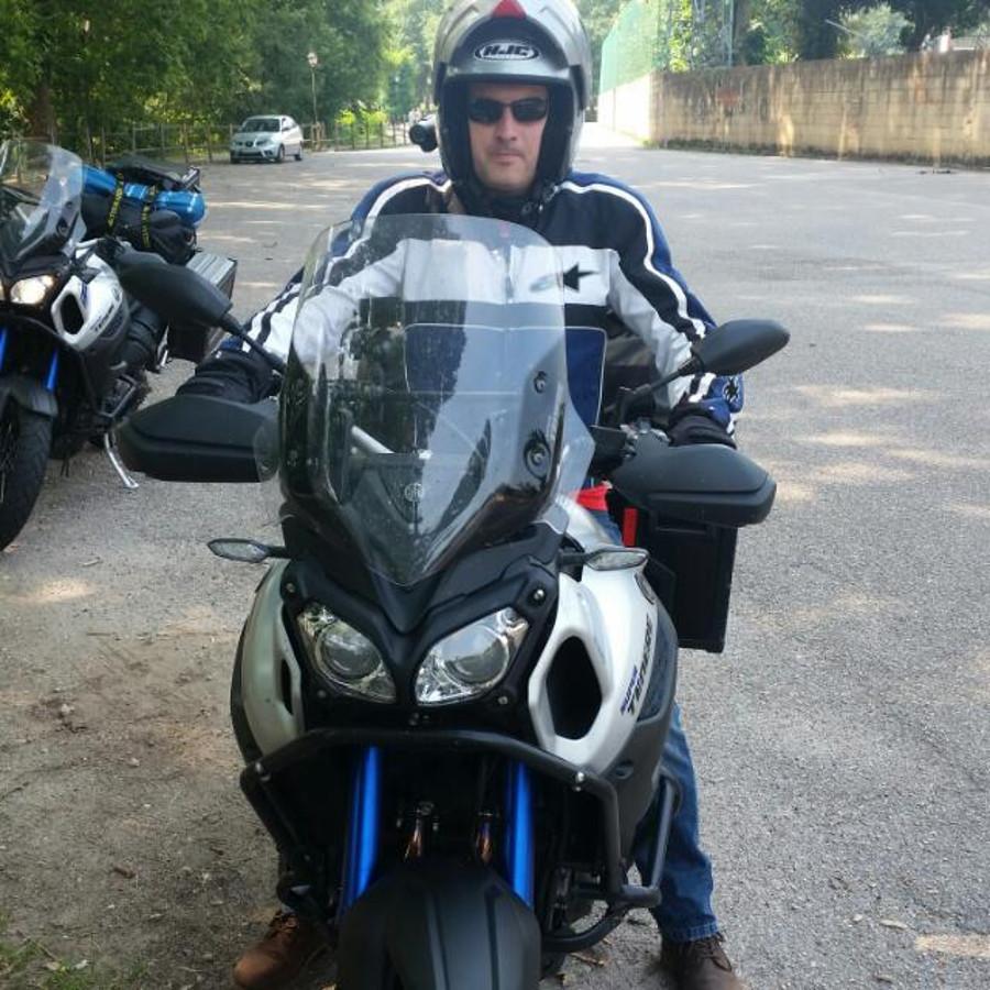 moto-coruña
